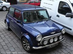 Autoerotik: Mini Cooper Monza