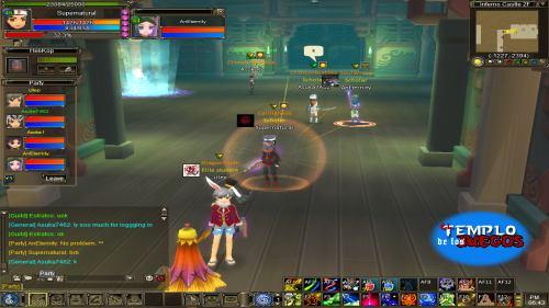 Multijugador Online - Bright Shadow