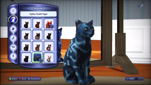 New Pets Screen Shot