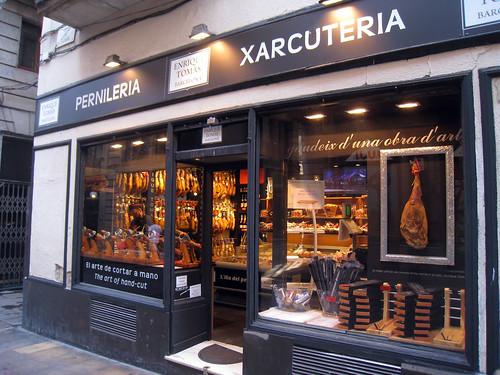 Barri Gotic Xarcuteria1