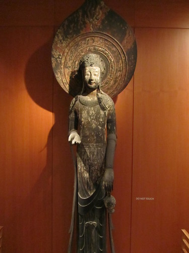 Japan exhibition: Statue of Kudara Kannon