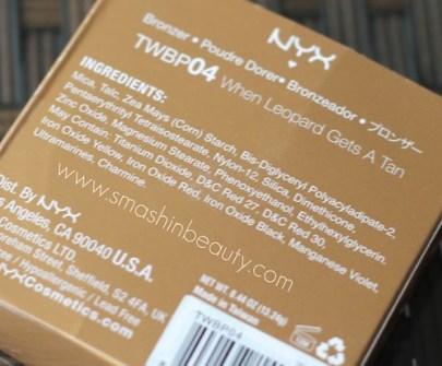 NYX Tango Bronzer