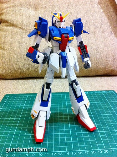 Building MG Zeta 2.0 HD Color Version (part 2) (35)