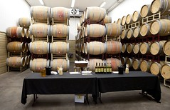 "wine barrels • <a style=""font-size:0.8em;"" href=""http://www.flickr.com/photos/54494252@N00/6057481551/"" target=""_blank"">View on Flickr</a>"