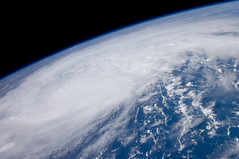 Hurricane Irene (NASA, International Space Sta...