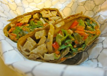 Thai Chickenwrap