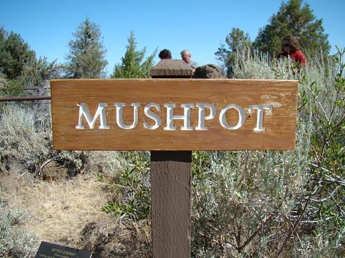 Mushpot lava tube