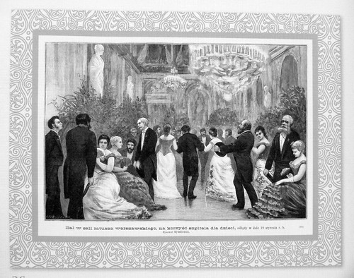 36. Charity Ball in the City Hall, Teatralny Square, 1883