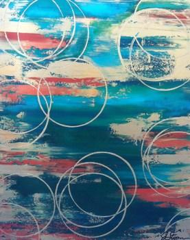 moonlight abstract jenroriginals
