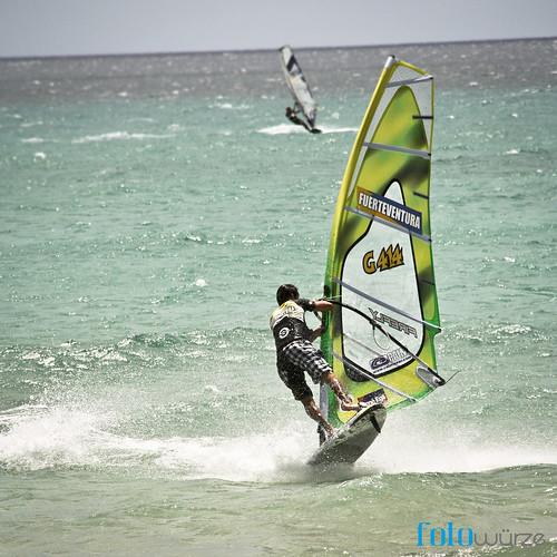 World Cup 2011 - Windsurfing & Kiteboarding