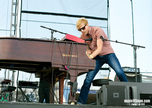 Jack's Mannequin @ Kanrocksas 2011