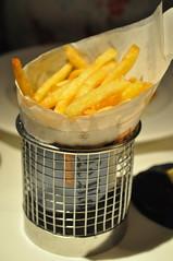 Sides: frites