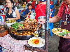 Stewed Pork Rice, Chatuchak Weekend Market