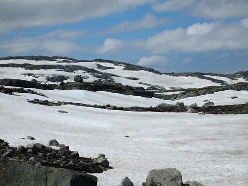 Reichlich Schnee/Lot's of Snow