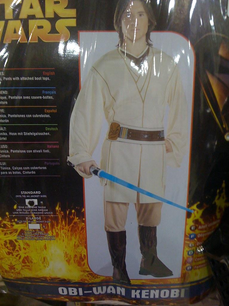 Luke Wilson as Obi-Wan