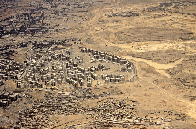 desert developments