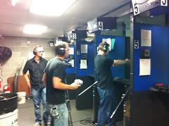 Recording firearm audio