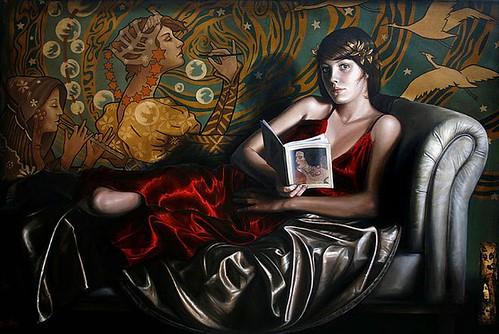 Art Deco, s/d by Peregrina Cultural