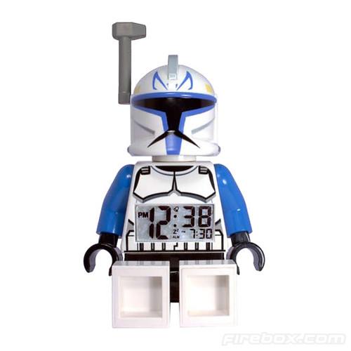 LEGO Captain Rex Clock