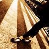 pedestrians by Tekapa