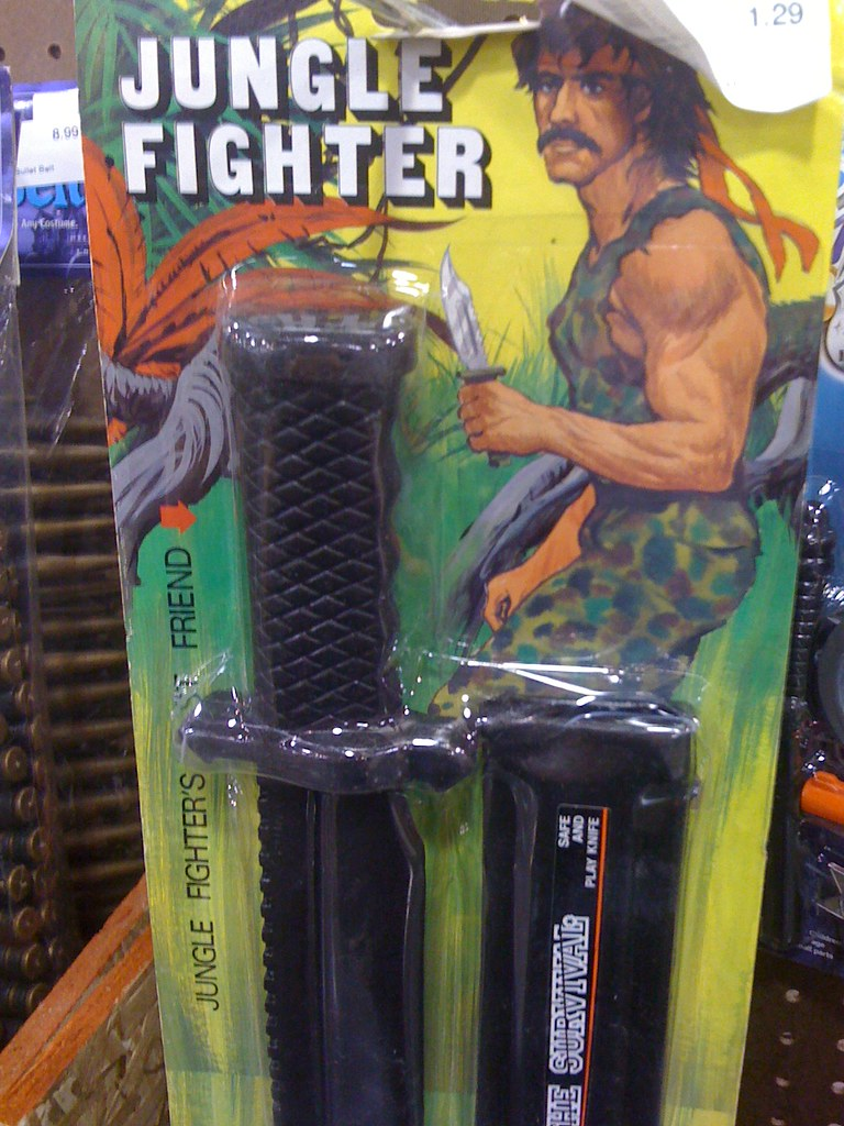 jungle fighter knife