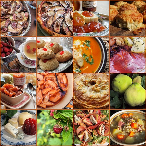 A Patchwork of Recipes by French Tart