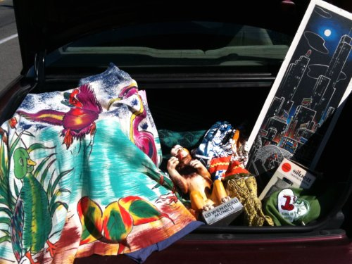 Junk In My Trunk 8-20-11