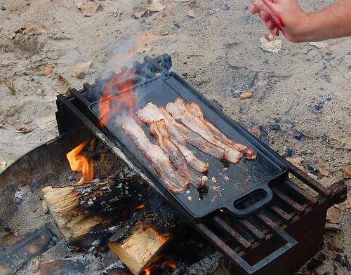 The bacon shot