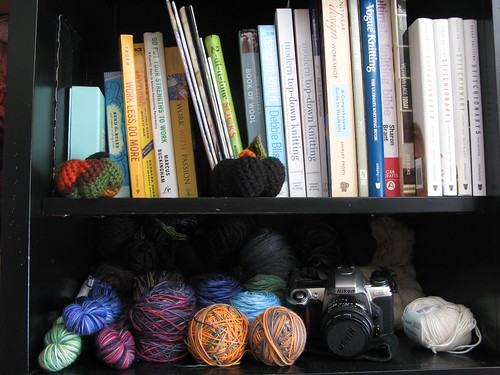 organized knitting resources