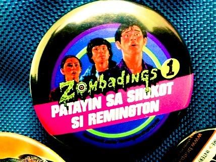 Zombadings button