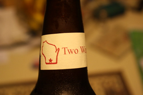 Two Women beer