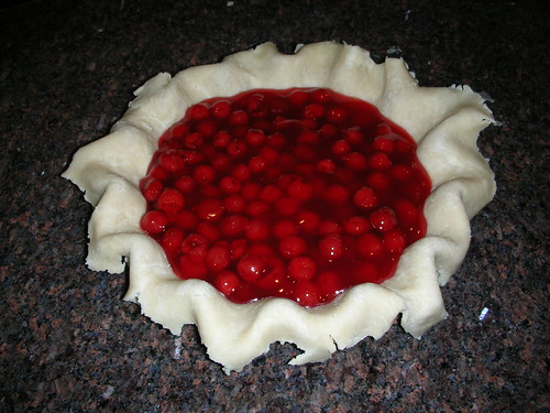 filled pie