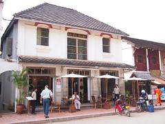 Cafe Ban Vat Sene, Luang Prabang