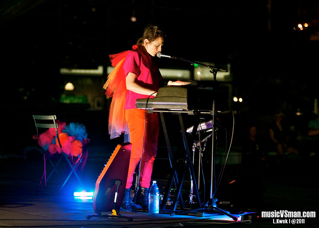 My Brightest Diamond @ Old Post Office Plaza
