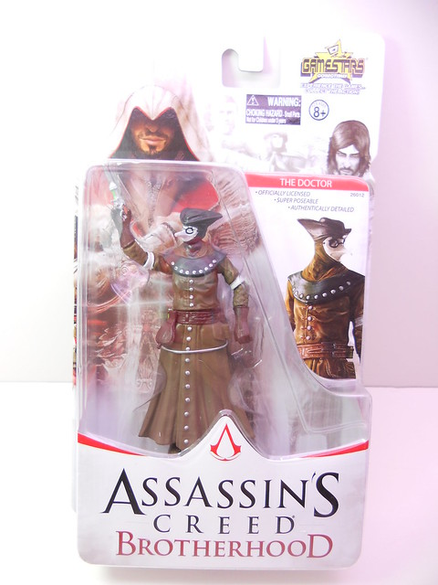 assassins creed brotherhood 3.75 figures (2)