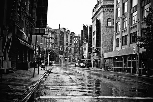 New York - Empty Streets