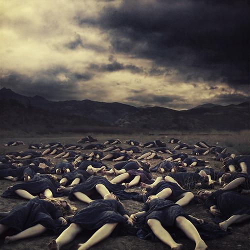 the fallen by brookeshaden