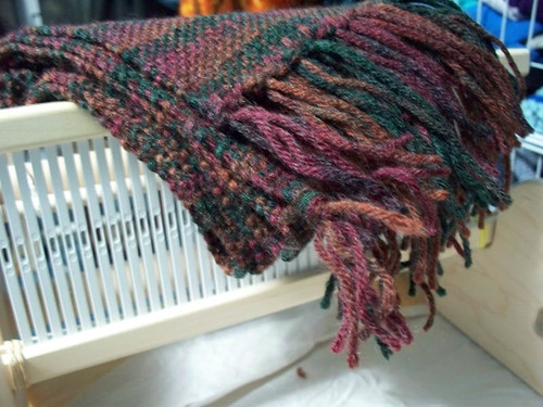 Cricket scarf #2