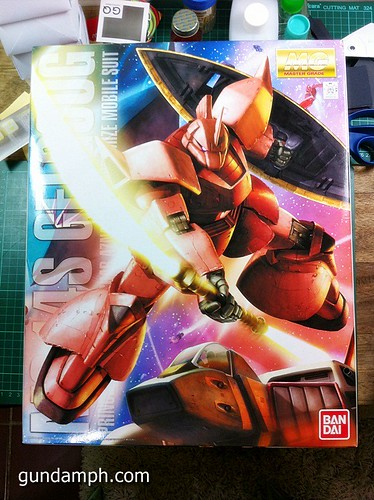 MG Char Aznable's Gelgoog (1)
