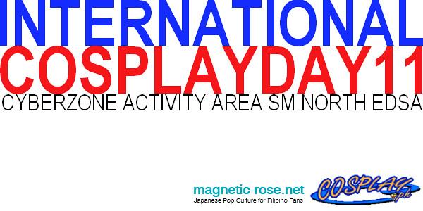 International Cosplay Day 2011, Manila Meet-Up