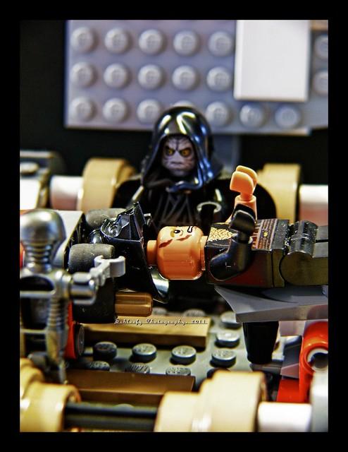 #244/365 Darth Vader: Almost
