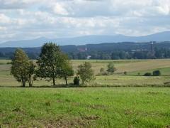 Karkonosze z okolic Lubomierza by Polek