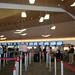 Elite Lane at AA Check-In Counter