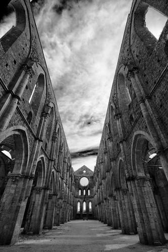 san galgano by Alessandro Piazza Squarephoto