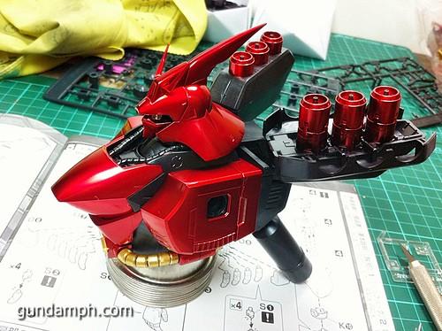 MG Sazabi Metallic Coating (Titanium-Like Finish) (28)