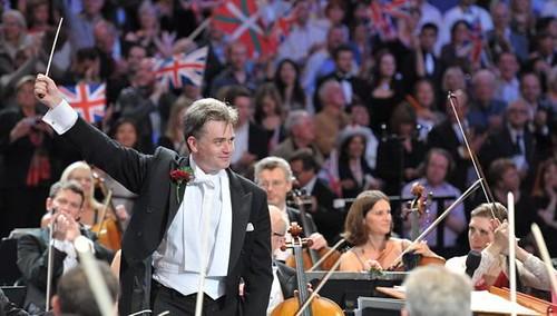 Edward Gardner, Last Night of the Proms 2011