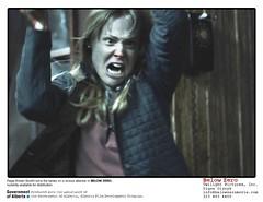 Below Zero (film still) pix 03 - Kristin attacks