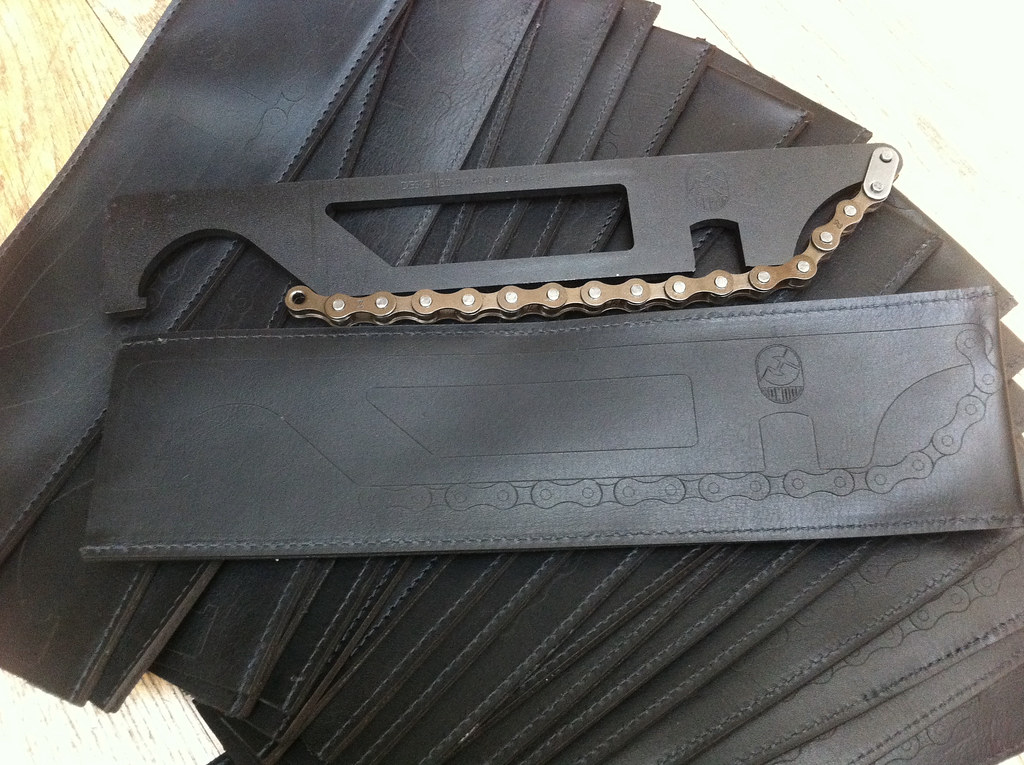 Fixedgearlondon LockWhip™ Tool Leather Case...