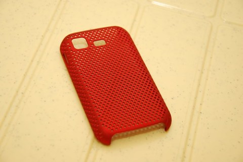 Samsung Punch Mesh Case