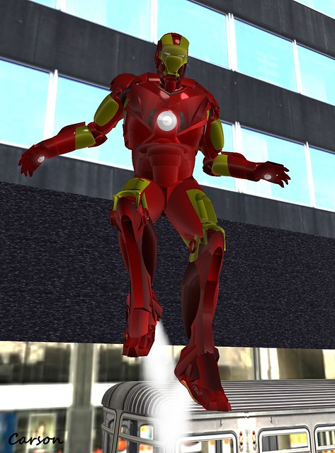 5ifth Order Animation Array Iron Man Avatar (3)